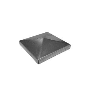 Cudowna Daszki/czapki/kapturki na słupki metalowe ogrodzeniowe - Sklep KUT-MET EG02
